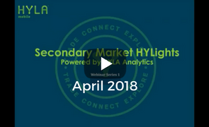 Secondary Market HYLights Webinar: April 2018