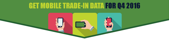 Mobile Trade-In Data