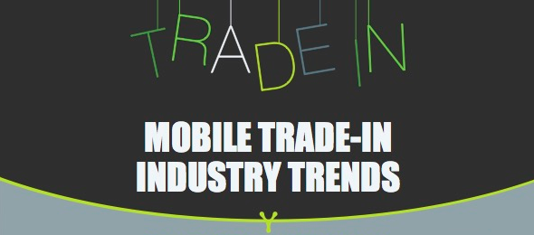 Mobile Trade-In Infographic